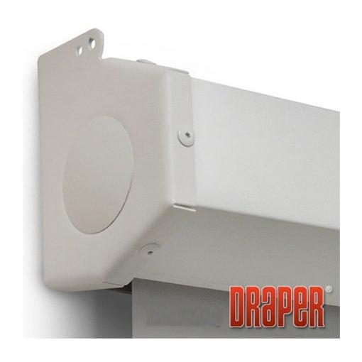 """Jual Layar Draper Manual Pull Down Wall Screen 2424D (96"""") Murah"""