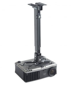 Jual Elevate Manual Bracket Projector - Black Murah