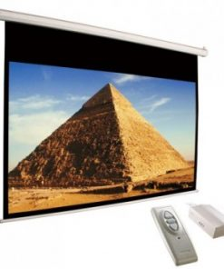 Jual Layar Proyektor D-Light Motorized Wall Screen 2424RL