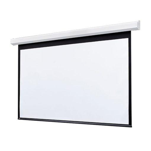 Jual Layar Proyektor Otomatis Draper Motorized Wall Screen 3040 (200 Diagonal)
