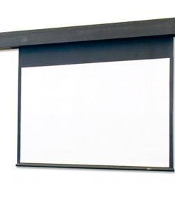 Jual Layar Proyektor Otomatis Draper Motorized Wall Screen 4560 (300 Diagonal)