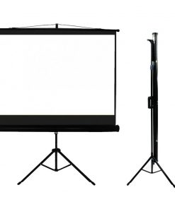 Layar D-Light Tripod Screen 1217L Murah