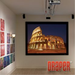 layar-proyektor-draper-tensioned-fixed-screen-onyx-106-diagonal