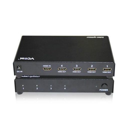 Jual VCom HDMI Splitter 1-4 Murah
