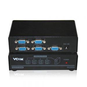 Jual VCom VGA Splitter 350MHz 1-4