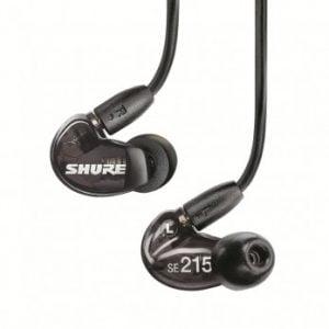 shure-earphone-se215-black-sound-isolating-earphones