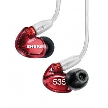harga SHURE Earphone SE535 Limited Edition (Red) - Sound Isolating Earphones Dealharga.com