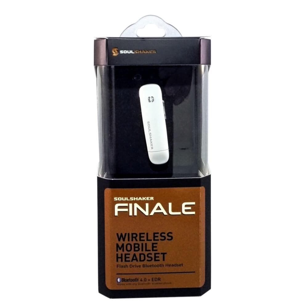 Soulshaker Wireless Mobile Headset Earphone Bluetooth Finale