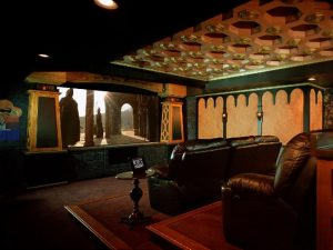 10 Desain Home Theater Minimalis Unik Dan Keren6