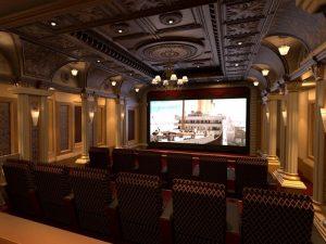 10 Desain Home Theater Minimalis Unik Dan Keren7