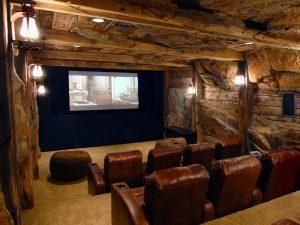 10 Desain Home Theater Minimalis Unik Dan Keren8