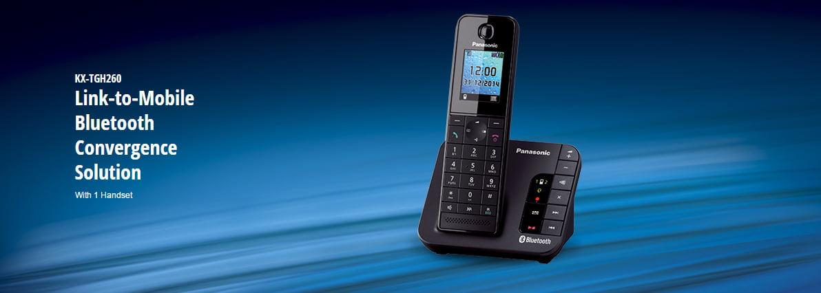 Banner Panasonic KX-TGH260CX