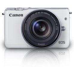 Canon EOS M10 putih a