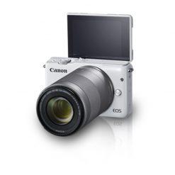 Canon EOS M10 putih b