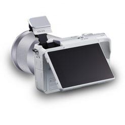 Canon EOS M10 putih d