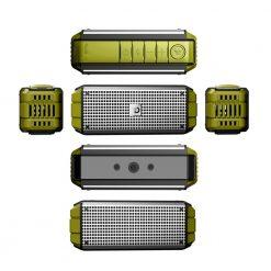 Dreamwave-Explorer-Speaker-Outdoor-Bluetooth-Wireless—Army-Green-3
