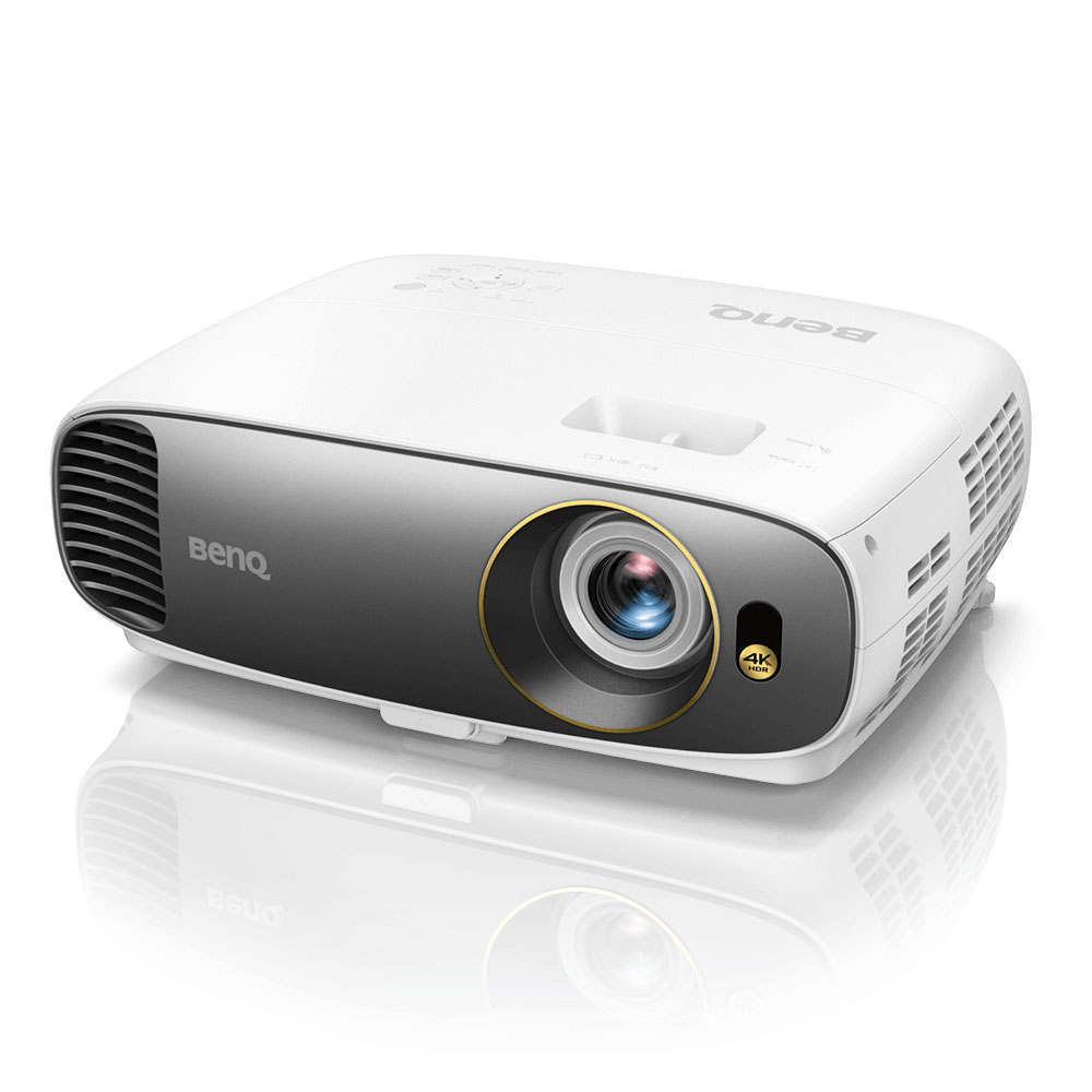 Proyektor Benq W1700 Home Entertainment 2200 Lumens 4k Uhd Cus Projector In224 Svga Hdmi